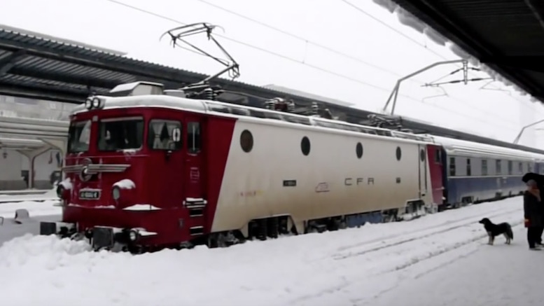 Repunere trenuri în circulație pe secția București – Constanța