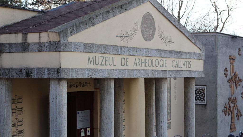 Muzeul Callatis Mangalia ar putea avea echipamente de realitate virtuală