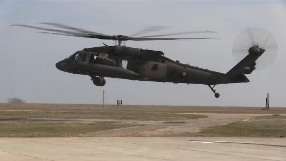 Zeci de elicoptere de luptă vor survola, zilele următoare, zona Mihail Kogălniceanu din Constanța