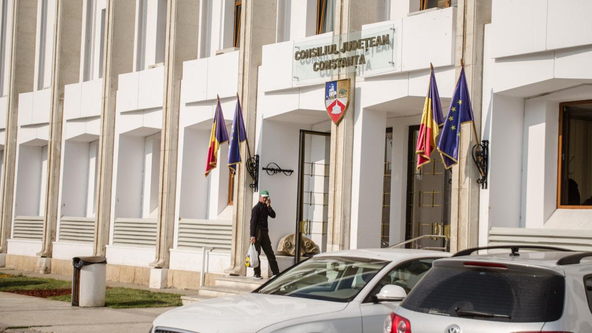 Ședința de constituire a Consiliului Județean Constanța va avea loc pe 29 octombrie