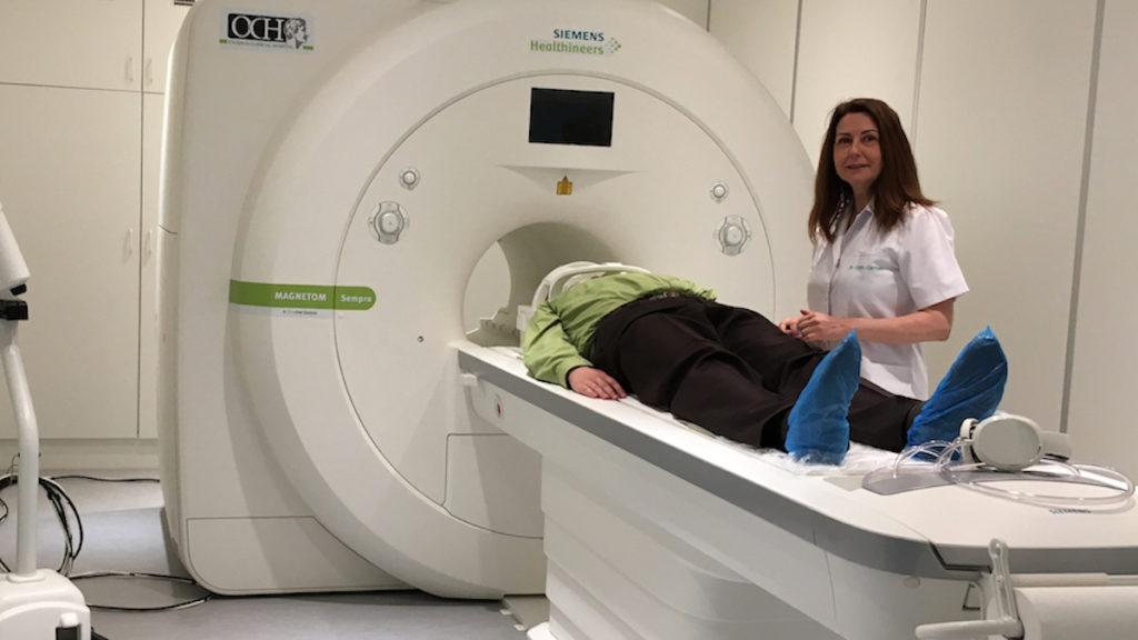 FOTO VIDEO Cel mai modern echipament RMN din România, instalat la Ovidius Clinical Hospital. Imagistica de ultimă clasă ajută pacienții cu un diagnostic rapid