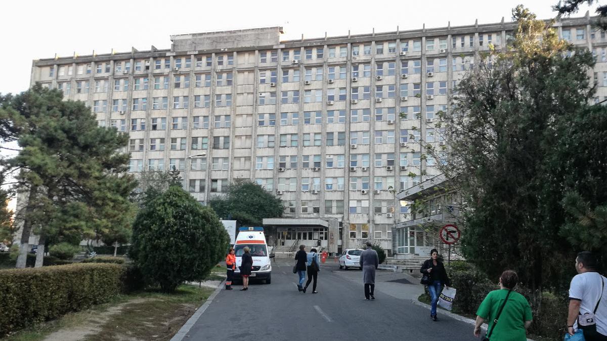Cadrele medicale din cadrul Spitalului Județean Constanța asigură permanența în minivacanța de 1 Decembrie