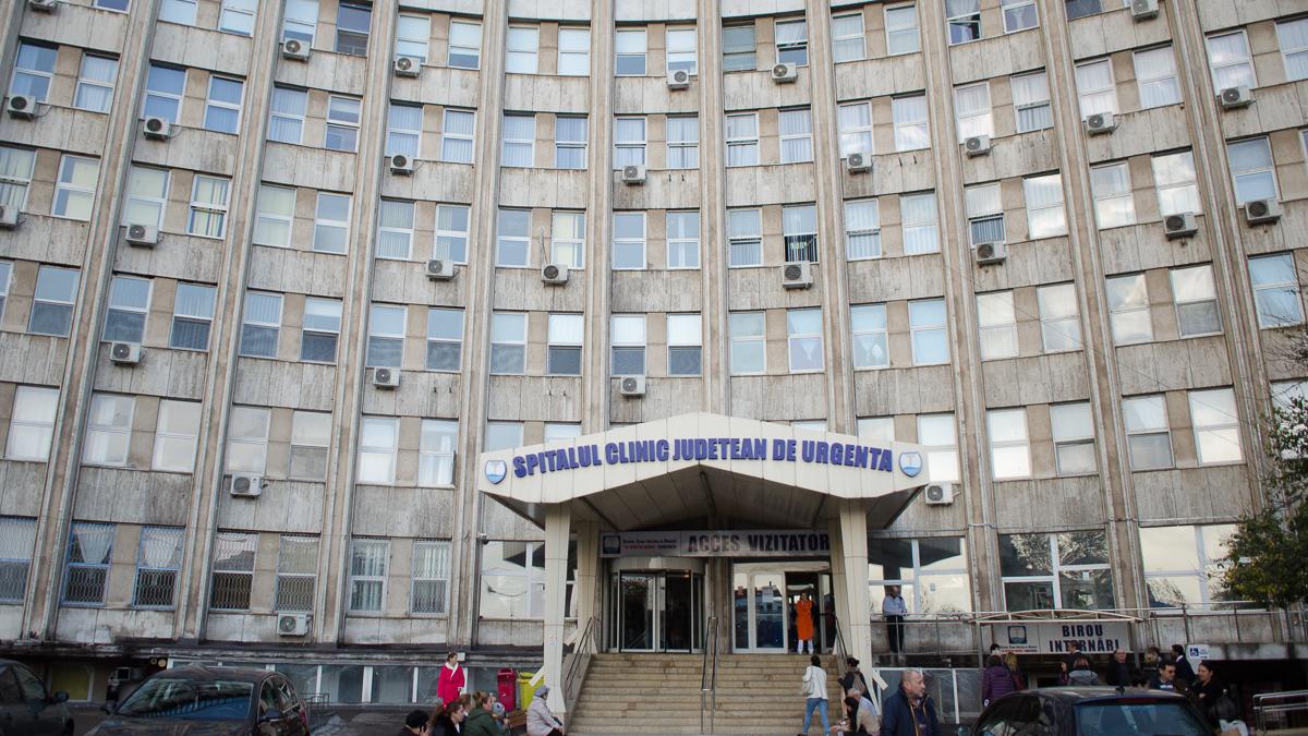 Numai trei unități sanitare din Constanța vor asigura, în continuare, asistența cazurilor de infecție cu COVID-19