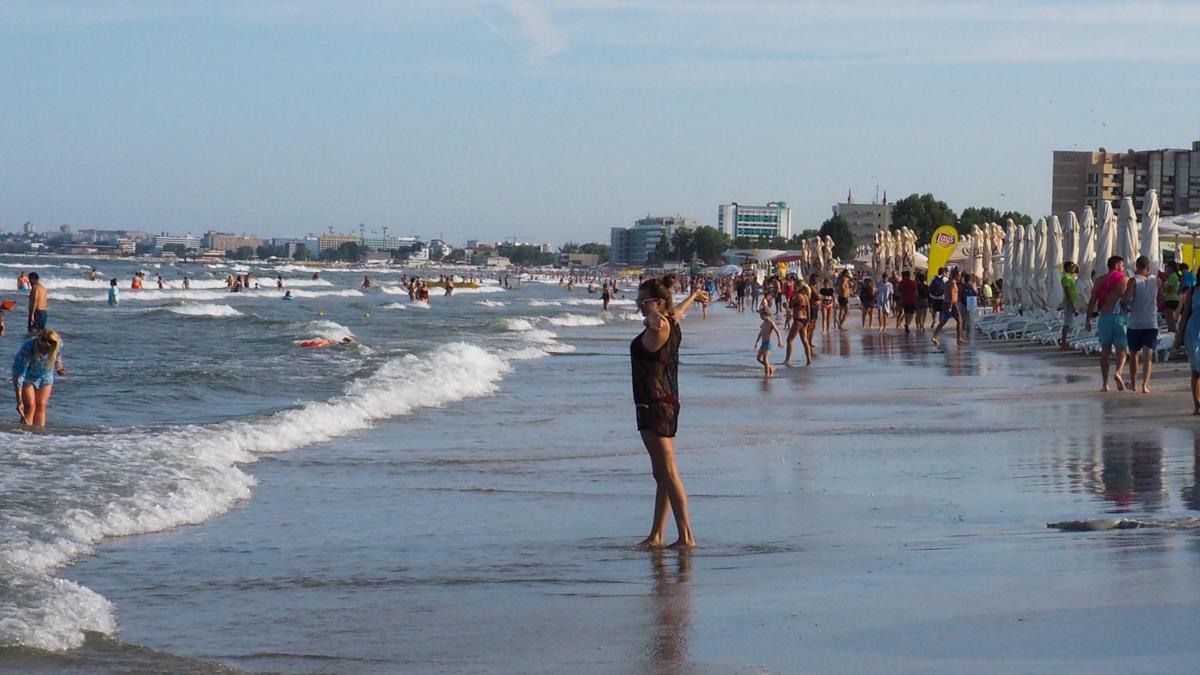 Numărul turiștilor sosiți în primele opt luni ale anului în județul Constanța a scăzut cu mai mult de un sfert față de aceeași perioadă din 2019
