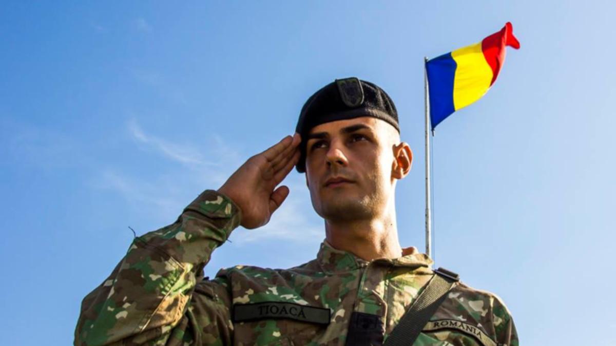 Ceremonialuri militare cu ocazia zilei de 9 Mai, zi cu triplă însemnătate pentru poporul român