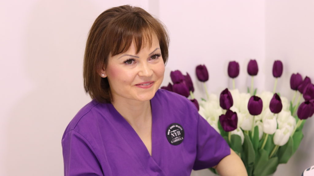 Video Editorial: Gabriela Ștolea, New York Beauty Constanța, despre tehnica de lifting facial HIFU