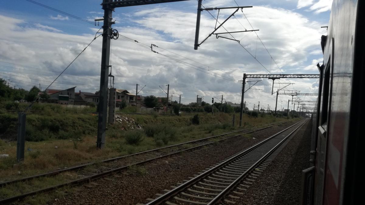 Magistrala feroviară București – Constanța a redevenit operațională pe întreaga distanță