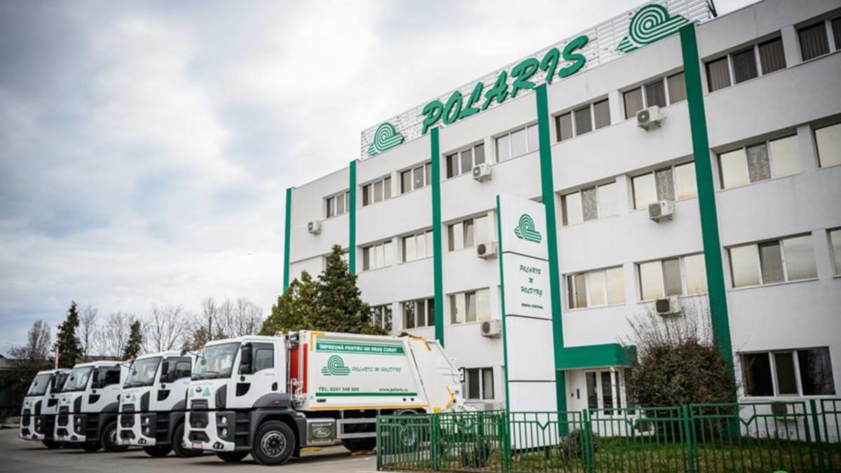 Polaris angajează personal la punctul de lucru de la Năvodari