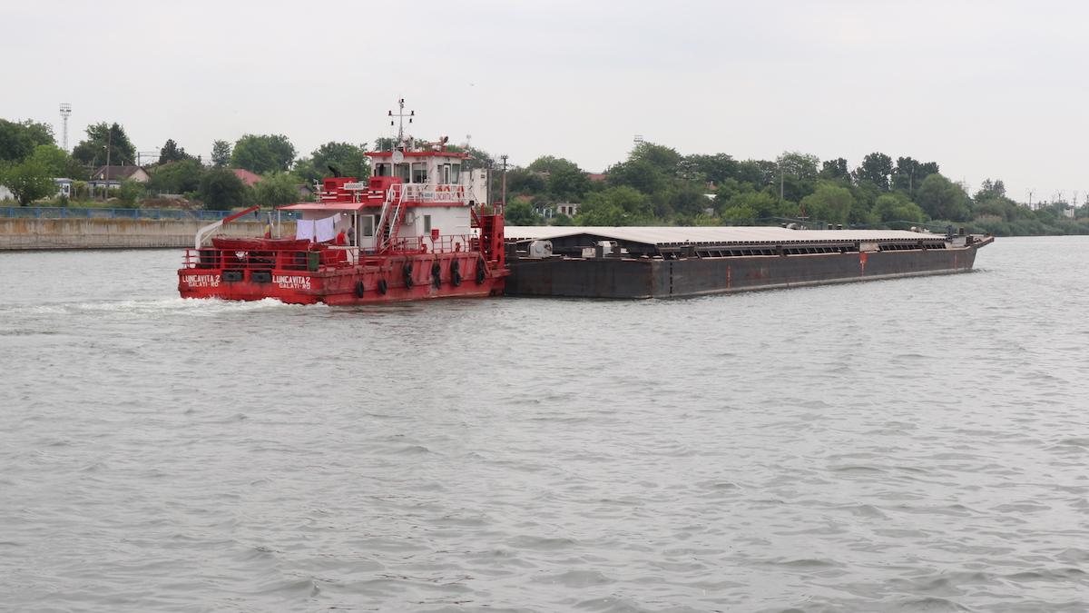 Administrația Canalelor Navigabile implementează două proiecte, cu finanțare europeană, cu o valoare totală de peste 16,5 milioane de lei