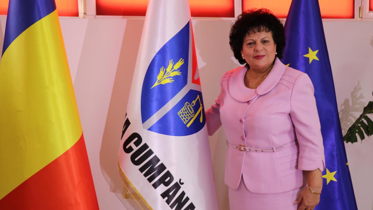 CTnews TV: Mariana Gâju, primarul din Cumpăna, anunță care sunt surprizele de sărbători pentru pensionarii și copiii din comună