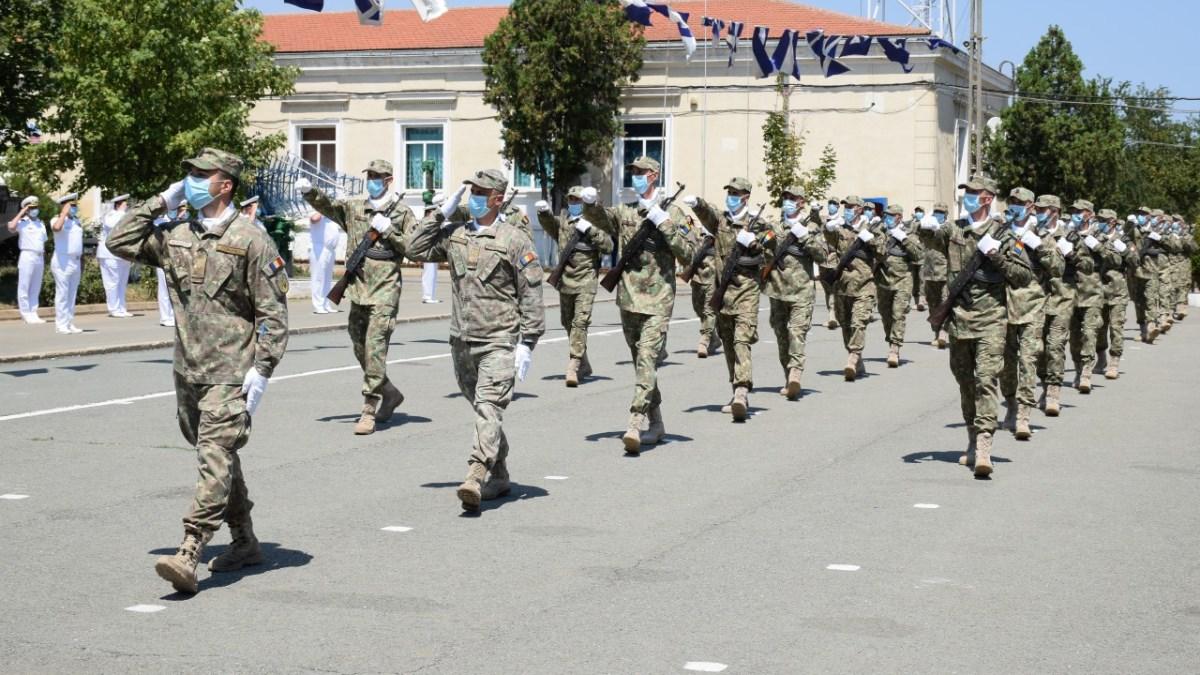 Școala de Aplicație a Forțelor Navale are un nou comandant