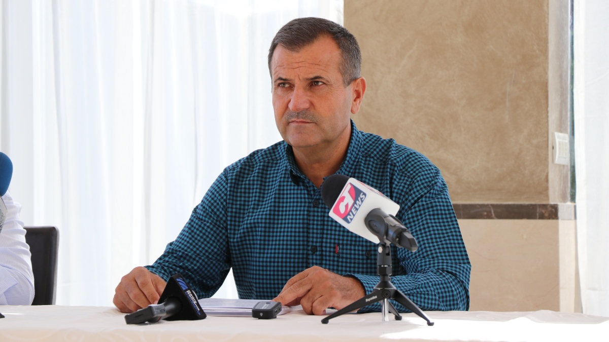 """FOTO VIDEO Sănătatea, una dintre prioritățile mandatului primarului din Medgidia. Valentin Vrabie: """"Specialiștii Primăriei și ai spitalului au accesat fonduri nerambursabile de 16 milioane de euro"""""""