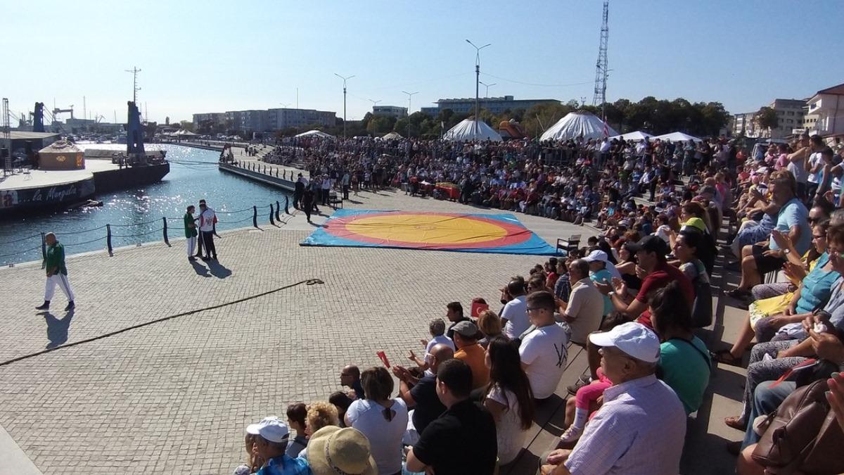 Uniunea Democrată Tătară organizează Festivalul Internaţional Sabantoi