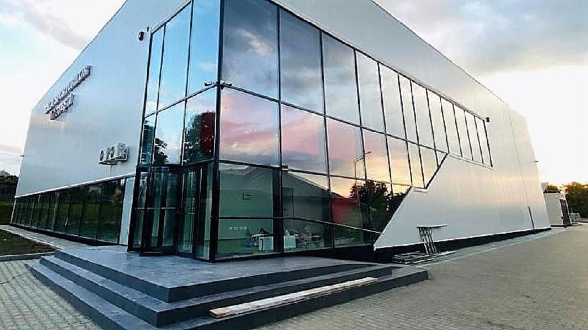 Orașul Cernavoda va avea o sală de sport școlară, adiacentă Școlii Gimnaziale Mircea Eliade