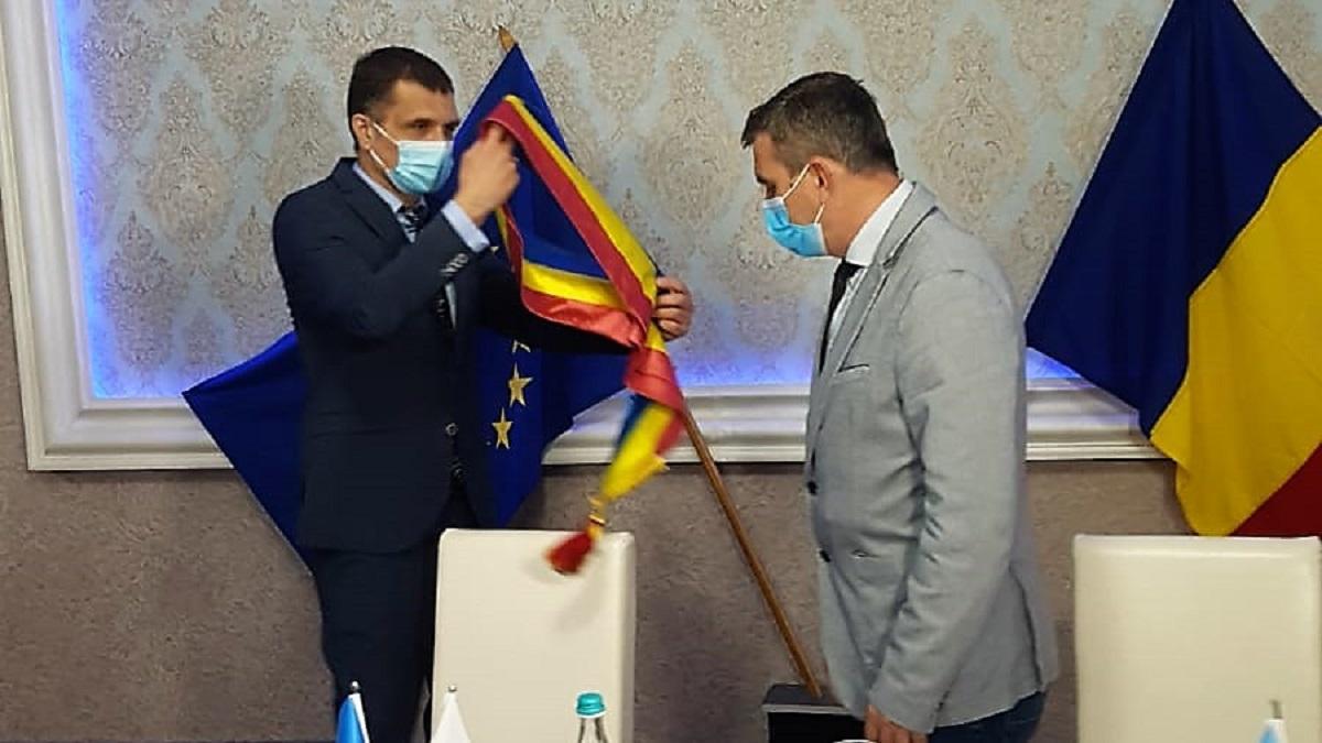 Primarul din Murfatlar, George Cojocaru, este primul edil învestit în funcție din județul Constanța după alegerile din 27 septembrie