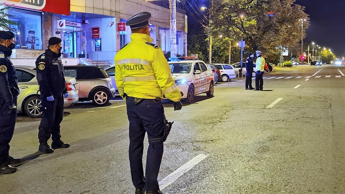 Polițiștii constănțeni au continuat să aplice sancțiuni pentru nerespectarea măsurilor dispuse în carantină
