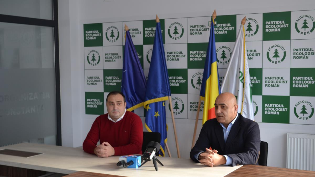 """FOTO Daniel Constantin Moraru, candidat PER Constanța la Camera Deputaților, mesaj pentru constănțeni: """"Vă rugăm să mergeți la vot. Așa cum mergeți la cumpărături, mergeți la urne cu grijă și nu va fi niciun pericol"""""""