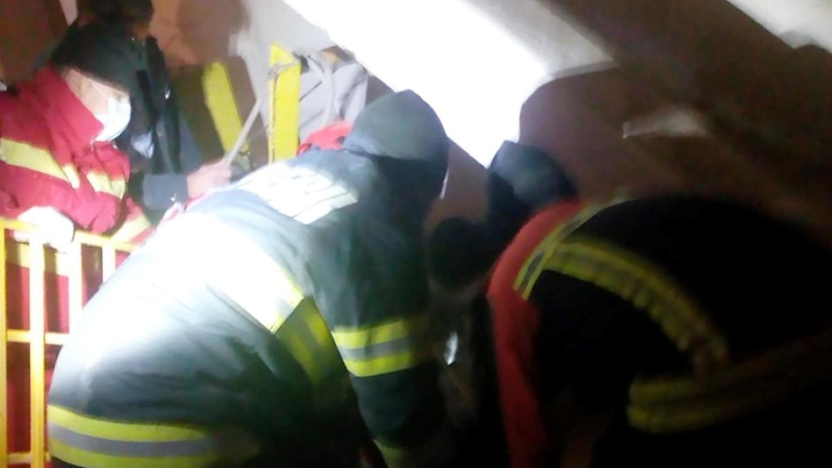 Un bărbat a murit după ce a căzut într-un siloz din Portul Constanța