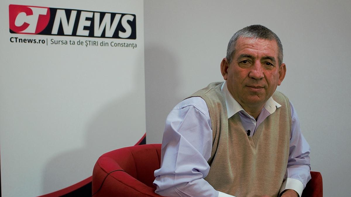"""CTnews TV: Mihalache Neamțu, primarul comunei Rasova: """"Am putea absorbi mult mai bine banii europeni, dacă legislația n-ar mai fi atât de stufoasă"""""""