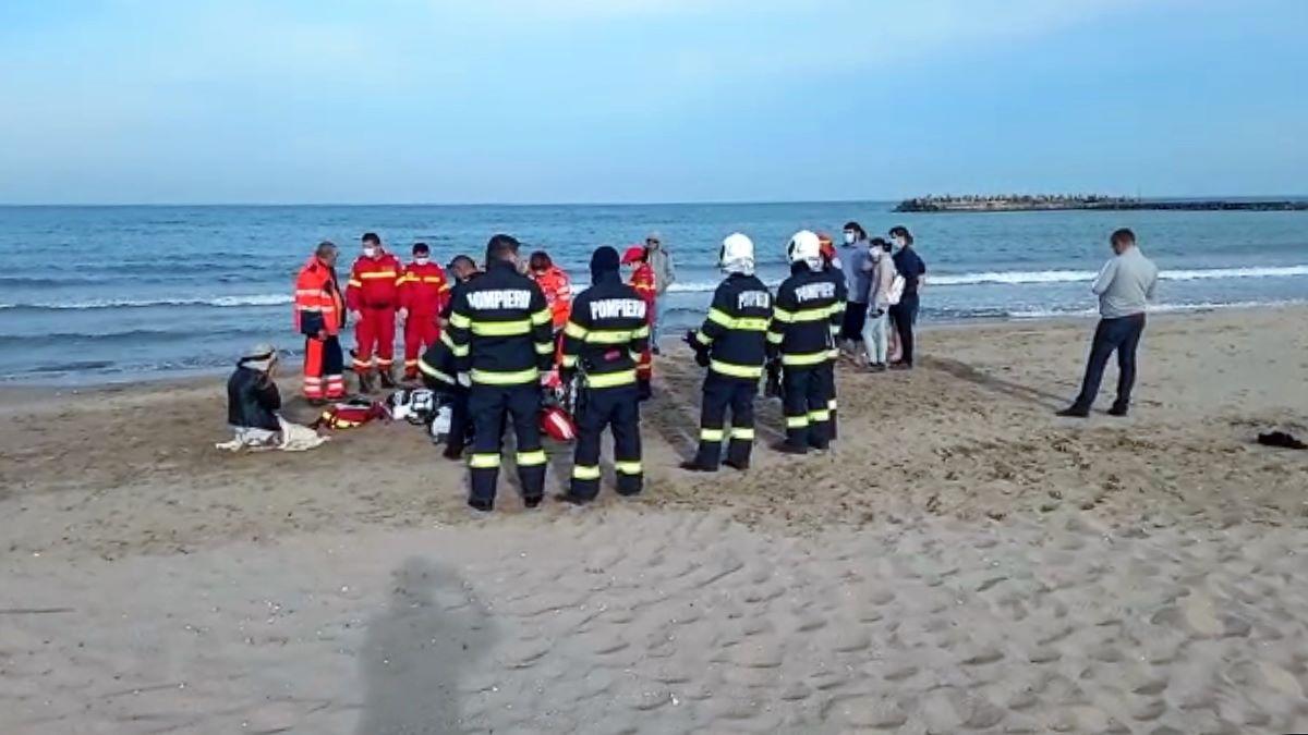 Marea face prima victimă din acest sezon estival: un bărbat a murit înecat pe plaja din Neptun