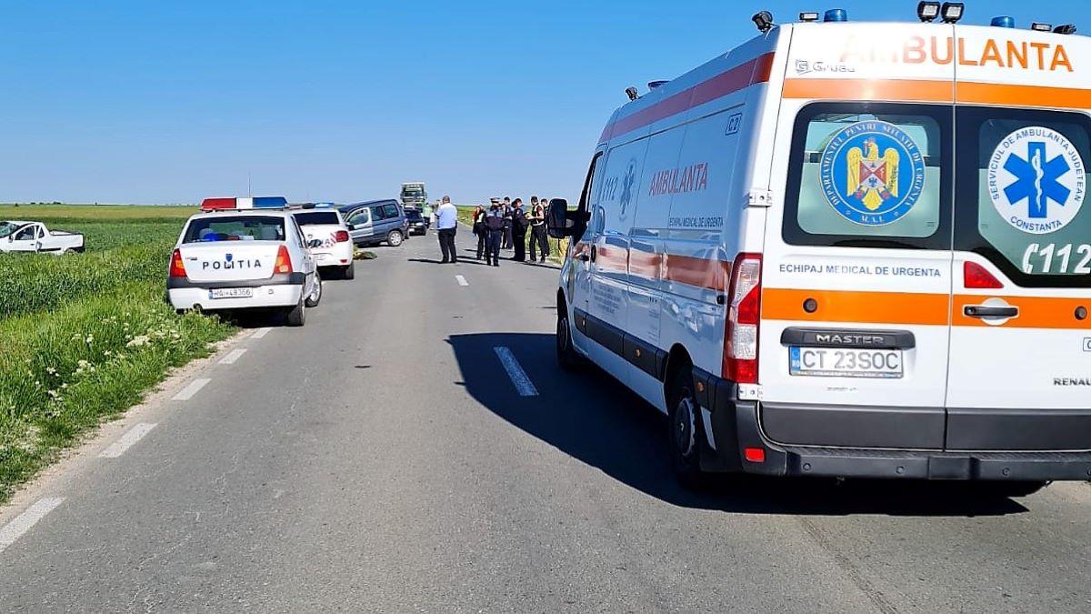 Neacordarea priorității și viteza excesivă, principalele cauze de producere a accidentelor în județul Constanța: peste 500, anul acesta, cu 36 de morți