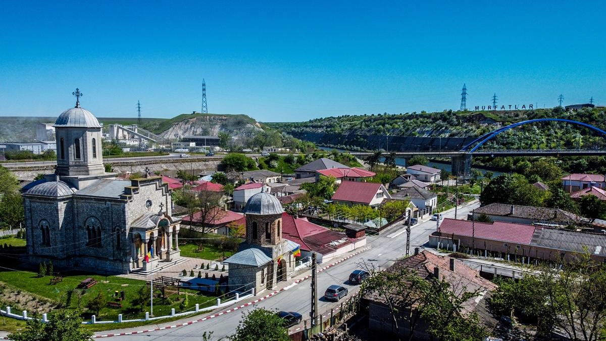 FOTO VIDEO Murfatlar, orașul care își redescoperă moștenirea cultural-istorică și își recapătă faima turistică