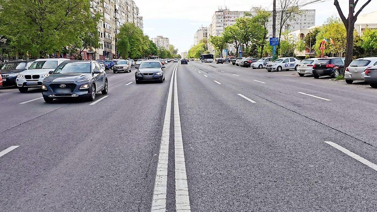 Restricții de trafic în Constanța cu prilejul evenimentelor organizate duminică, 9 mai