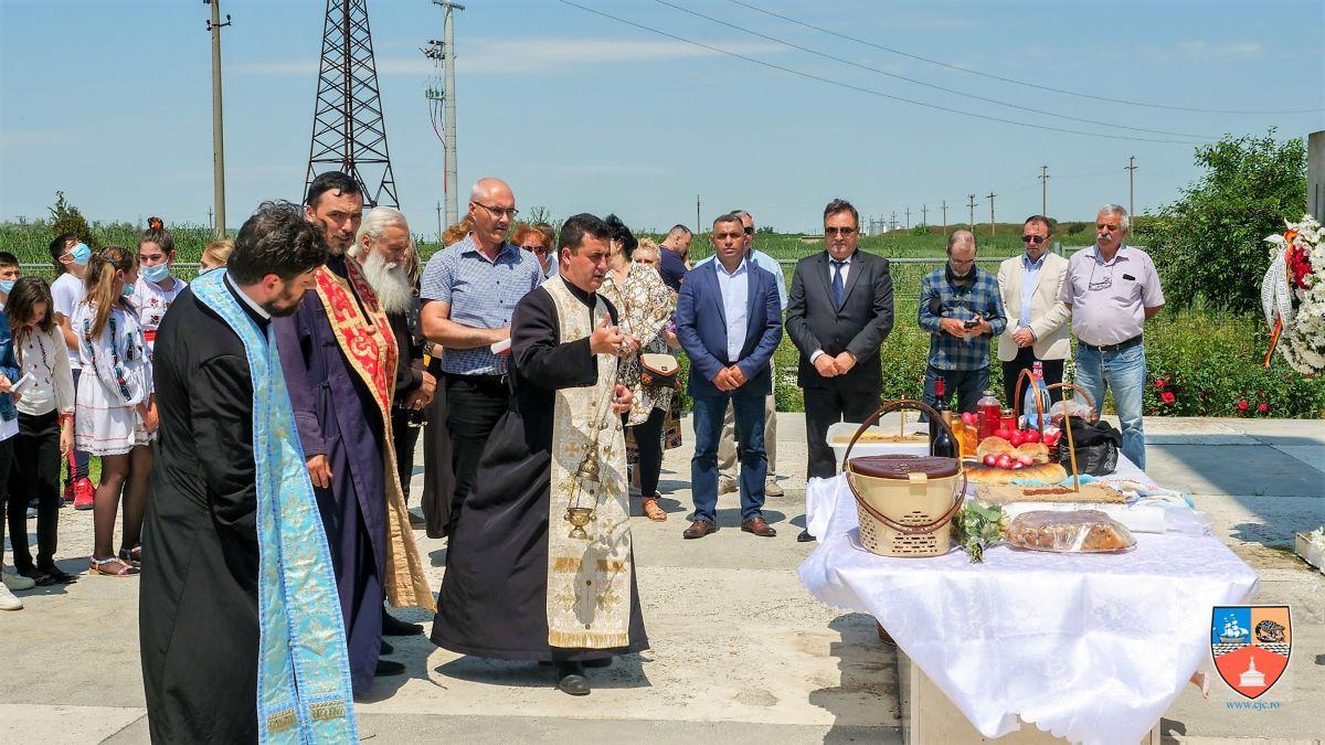 De Ziua Eroilor, președintele Consiliului Județean Constanța a vizitat Monumentul Memorial Poarta Albă