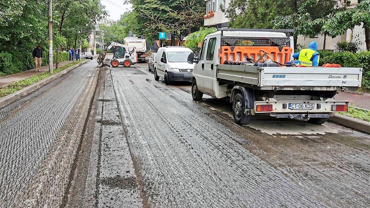 Restricții totale de trafic rutier, joi și vineri, pe un tronson al străzii Unirii