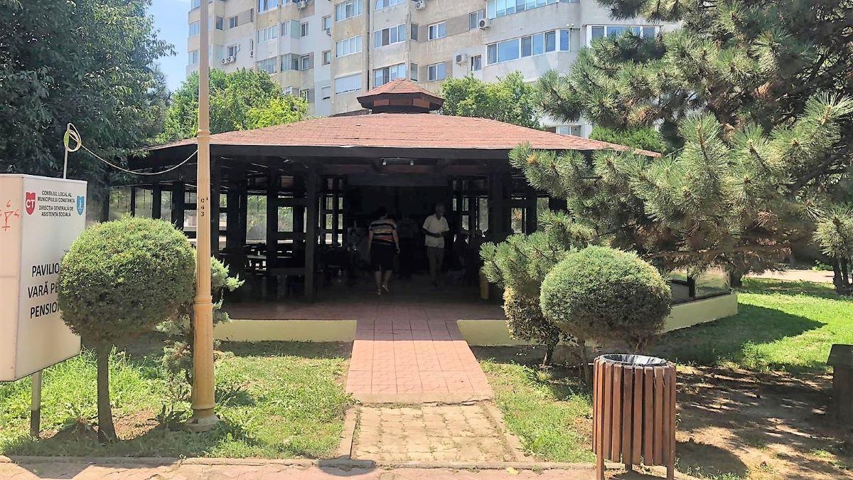 Primăria Constanța a redeschis trei dintre pavilioanele pentru pensionari