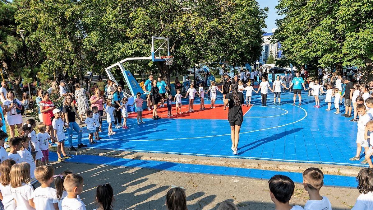 """Festivalul mișcării, """"LUDIS Fest"""", ajunge astăzi în Parcul Tomis 2 din Constanța"""
