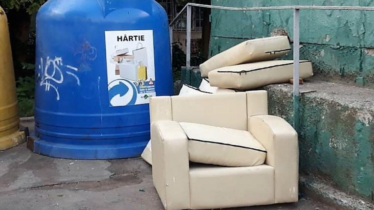 Primăria Constanța reamintește că Polaris M Holding ridică gratuit deșeurile voluminoase