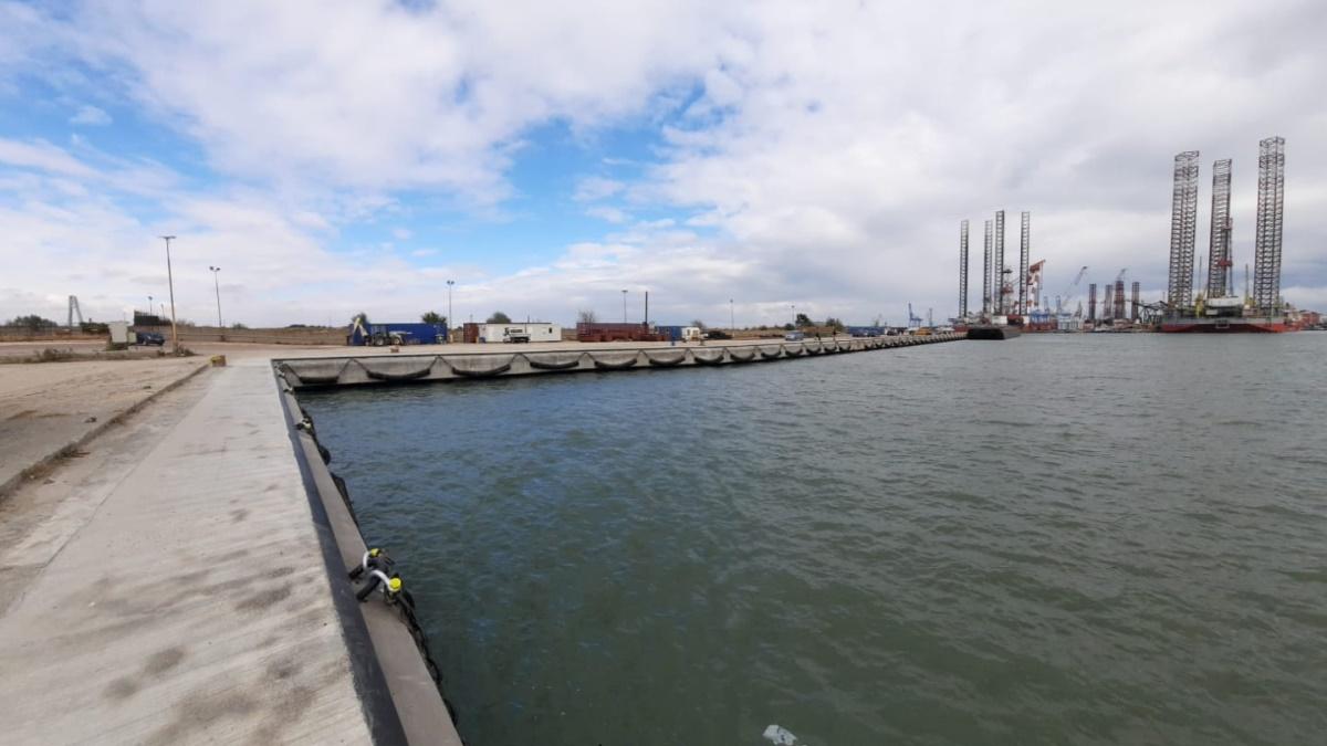"""APMC a finalizat proiectul """"Modernizarea infrastructurii portuare prin asigurarea creșterii adâncimilor șenalelor și bazinelor și a siguranței navigației în Portul Constanța"""""""