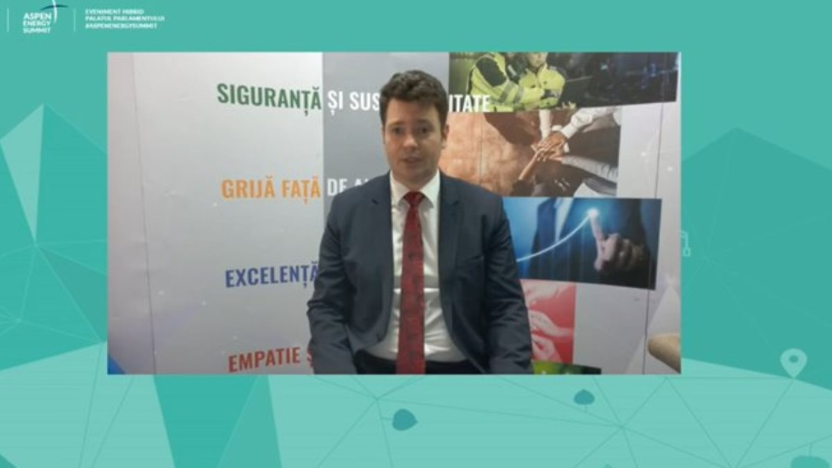 """CEO SNN, Cosmin Ghiță: """"Viitoarele proiecte nucleare din regiune, precum și tehnologia SMR pot fi o soluție pentru recalificarea și absorbția forței de muncă"""""""